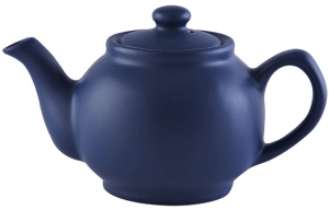 Чайник заварочный Matt Glaze 450 ml синий