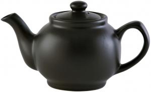 Чайник заварочный Matt Glaze 450 ml чёрный