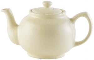 Чайник заварочный Matt Glaze 1.1 L кремовый