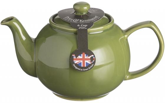 Чайник заварочный Bright Colours 1.1 L зеленый 2