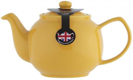 Чайник заварочный Bright Colours 1.1 L горчичный 5