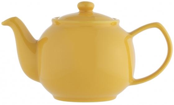 Чайник заварочный Bright Colours 1.1 L горчичный 1