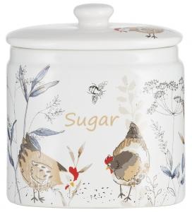 Ёмкость для хранения сахара Country Hens 650 ml