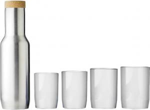 Графин «102» 850 ml и 4 стакана