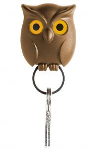 Держатель для ключей night owl коричневый