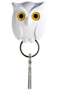Держатель для ключей night owl белый