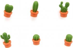 Магниты cactus, 6 шт.