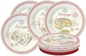 Набор из четырёх тарелок Fromage Ø19 CM