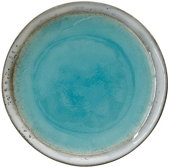 Тарелка закусочная Origin Ø20 CM голубая Easy Life (R2S) EL-1802_OGLB купить в интернет-магазине HomeAdore