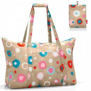 Сумка складная mini maxi travelbag funky dots 1