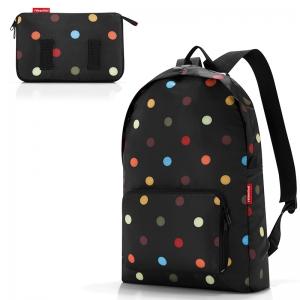 Рюкзак складной mini maxi dots