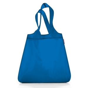 Сумка складная mini maxi shopper french blue