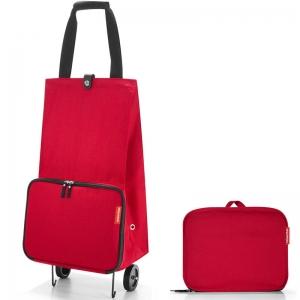 Сумка на колесиках foldabletrolley red