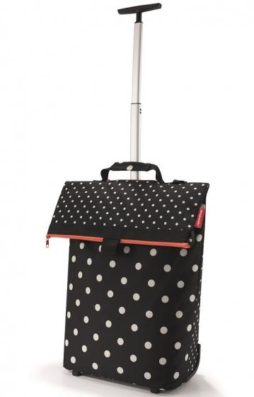 Сумка-тележка trolley m mixed dots 1