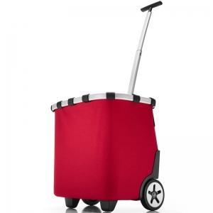 Сумка-тележка carrycruiser red