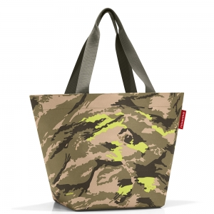 Сумка shopper m camouflage