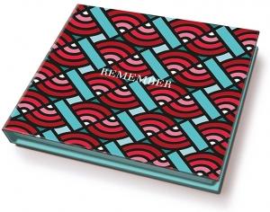 Блок для записей с ручкой Redwave 11X10 CM