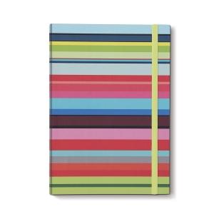 Книга для записей а4 stripes