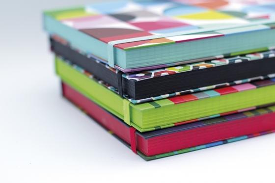 Книга для записей а4 stripes 3