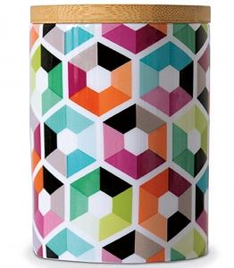 Банка фарфоровая Remember Hexagon 275 ml