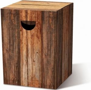 Табурет картонный сборный nature boy