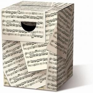 Табурет картонный сборный allegro