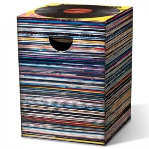 Табурет картонный сборный music express
