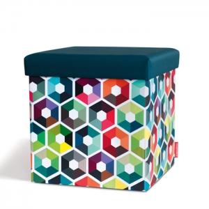 Пуф hexagon