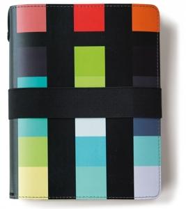 Ежедневник с набором карандашей Metropolis 17X21 CM