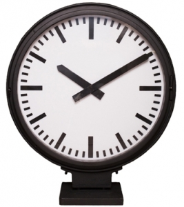 Часы с подсветкой Diffrent 70X83 CM