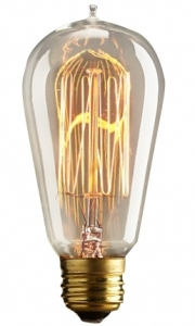 Лампочка ST57 E27