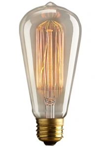 Лампочка ST64 E27