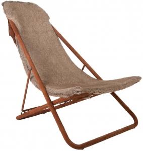 Кресло-шезлонг Imperial Fur 82X80-100X92-112 CM