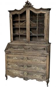 Буфет дубовый Antique XIX век 138X59X237 CM