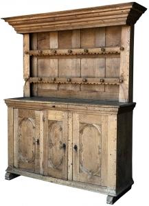 Буфет Antique XVIII century France 187X50X213 CM