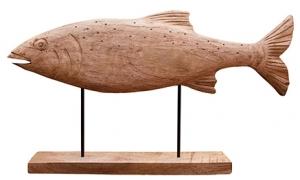 Декор из манго Fish 50X20X38 CM