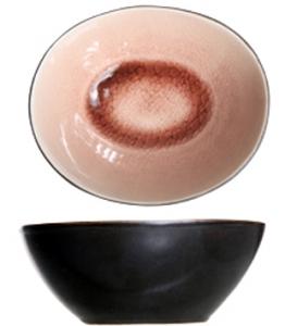 Чаша для оливок и маслин Laguna Old Rose 11X9X4 CM