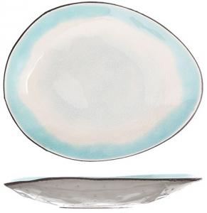Тарелка Malibu 15X12 CM
