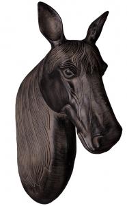 Голова лошади 23X33X61 CM