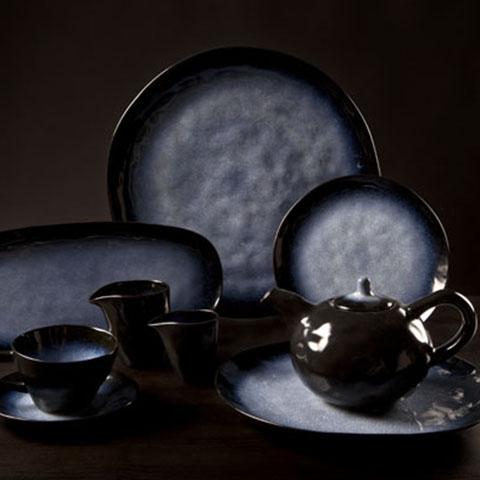 Тарелка Sapphire 15X12 CM Cosy&Trendy 8642115 купить в интернет-магазине HomeAdore