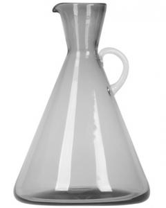 Бутыль 21X21X31 CM серый
