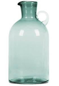 Бутыль 15X15X27 CM зелёный