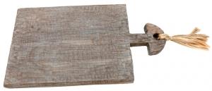 Доска сервировочная Mango Wood 43X24 CM