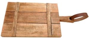 Доска сервировочная Mango Wood 45X25 CM
