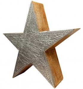 Декоративный элемент Mintage Star 48X48X14 CM