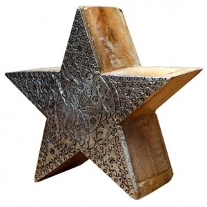 Декоративный элемент Mintage Star 26X26X10 CM