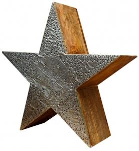 Декоративный элемент Mintage Star 40X40X11 CM