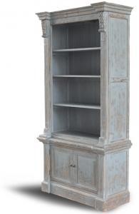 Шкаф-витрина из сосны 106X48X213 CM