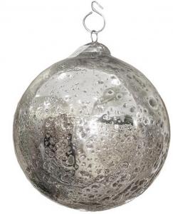 Новогодняя игрушка шар Vintage Ø20 CM