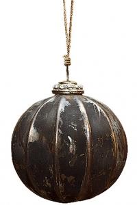 Новогодняя игрушка шар Vintage Ø13 CM